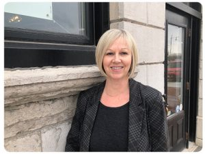 val george; receptionist; she thrives; wellness centre; downtown belleville; we thrive; she thrives