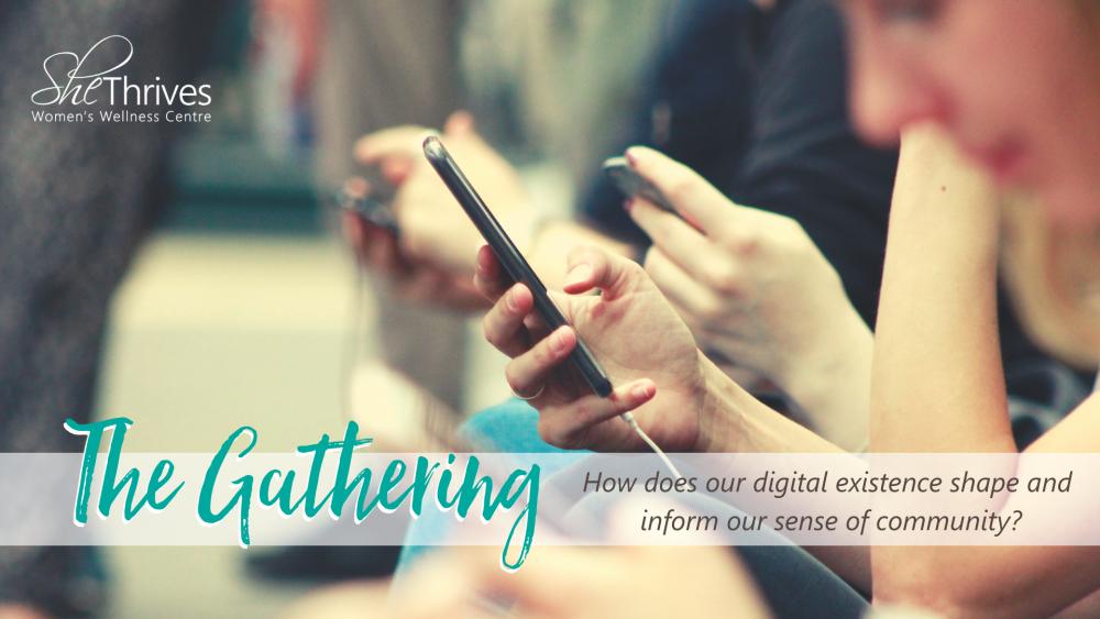 The Gathering: Free conversation circle