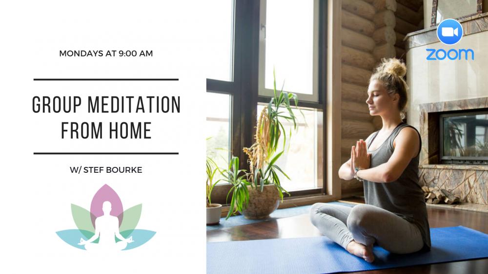Monday morning guided Meditation